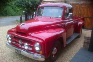 1954 International Harvester R110 Stepside truck  Photo