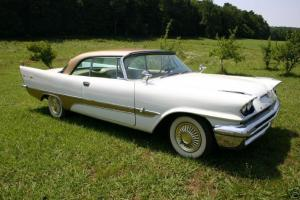 1957 Desoto Adventurer 345ci for restoration