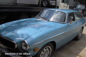 1973 volvo p1800 sportwagon