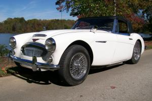 1964 Austin Healey 3000 clean classic restored owned since 88