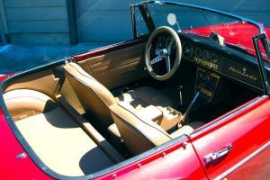 Early Datsun roadster 1600, beautifully restored!