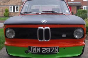 BMW 2002tii 1975 in Alpina colours