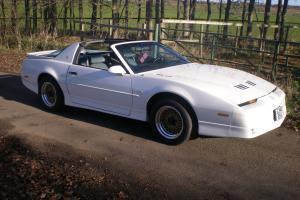Pontiac Transam GTA 1989