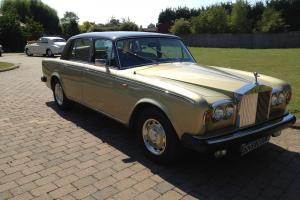 1978 Silver Shadow 11 Decent Entry Level car with 12 month MOT