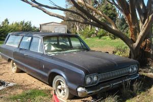 Dodge Polara S Wagon 1965 Muscle CAR Pheonix HOT ROD