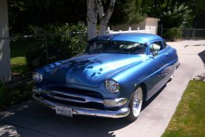 1953 Hudson Custom coupe