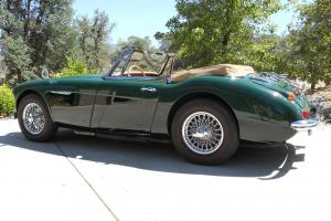 1967 Austin Healey MK, lll, 3000, new engine, new paint, new carpet