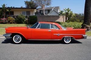 1959 300E Original California Two Owner Car with original 413/380HP MR engine