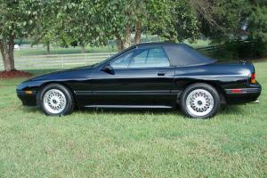 1988 Mazda RX7 Convertible With 17K Miles, Outstanding Original Condition