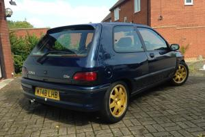 Renault Clio Williams 2- Excellent condition, ready to enjoy