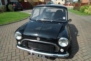 tax exempt black mini turbo 160 bhp weekend toy