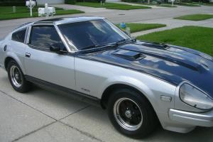 1980 Datsun 280zx coupe T-Top 5-speed rebuild engine H/P,1,600 miles on motor