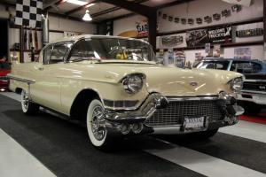 1957 Cadillac DeVille 6.0L 365ci engine, restored in 1995