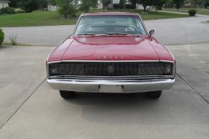 1966 Dodge Charger Base Hardtop 2-Door 6.3L