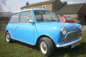 Classic Mini. Fully restored