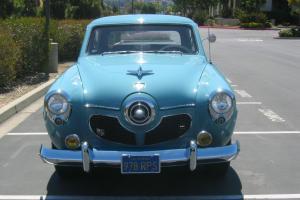 1951 2 door Studebaker Champion