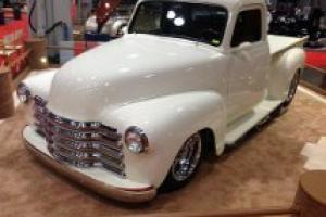 1948 Chevrolet Pickup/Prestigious award winner/0 miles/LS1 4L60E/DYNOMITE