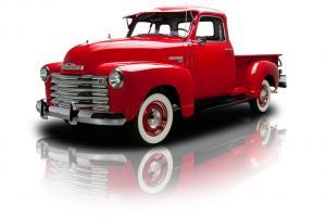 Frame Off Restored 3100 Pickup 235 Inline 6 3 Speed