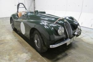 1953 JAGUAR XK120 - NOT A KIT CAR