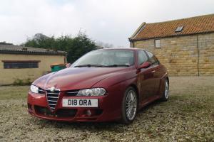 Autodelta Alfa Romeo 156 Supercharged 230BHP