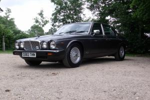 1989 JAGUAR SOVEREIGN V12 AUTOMATIC ONLY 60,000 MILES FROM NEW SUPERB