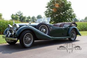 1937 Alvis Speed 25 Touring