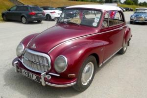 1958 DKW AUTO UNION 3
