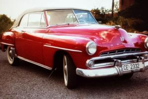 Dodge Kingsway Limited edition 1950