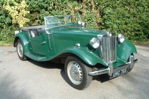 MG TD 1952 TD2