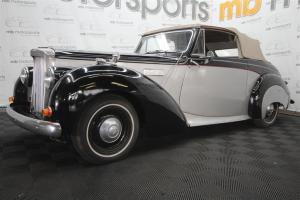 1952 Alvis Drophead coupe TA21 Photo