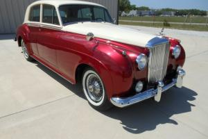 1962 BENTLEY S2 Left Hand Drive Automatic Factory Air