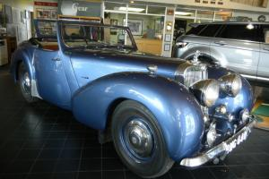 2000 Roadster Right Hand Drive Collector Like TR2 TR3