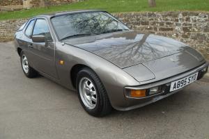 PORSCHE 924 1983, 36,000 miles