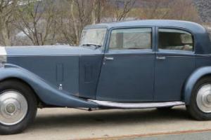 1934 Rolls-ROyce 20/25 Park Ward