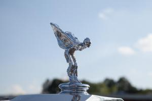 Austin Princess 1963 White Limousine