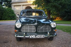 Volvo Amazon 131 1967 Overdrive  Photo
