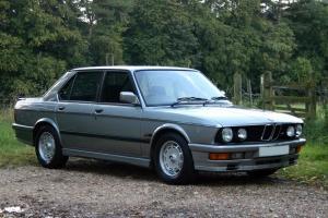 1987 BMW M535I E28, not E34, E30 or M5