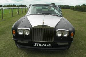 rolls royce silver shadow classic, hot rod