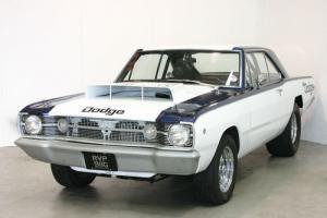 1969 Dodge Dart Superstock Recreation - Nostalgia Drag Racer - Immaculate