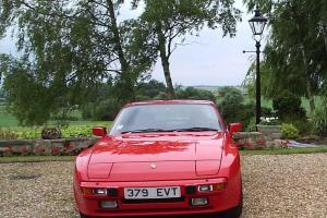 Outstanding 1987 Porsche 944S