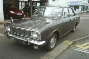 1966/7 Ford Cortina Mk2 1.3 Deluxe 35000miles from new
