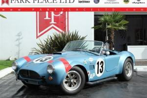 1964 Shelby Cobra 289 FIA-SCCA A-production recreation Photo