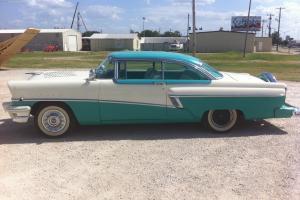1956 Mercury Montclair Base 5.1L
