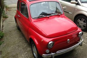 Fiat 500 Classic NEW MOT