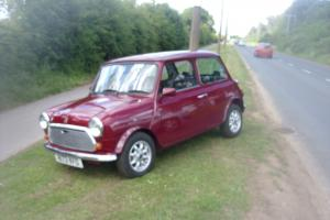 Classic 1990 Mini Thirty Limited Edition Restored  Photo