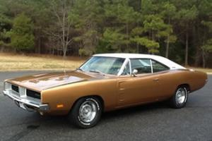 1969 Dodge Charger 440 500 hp Condition