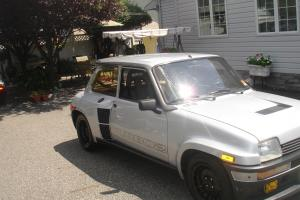 1985 Renault 5 Turbo 2
