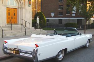 1964 Cadillac Eldorado Biarritz Convertible - Gorgeous rust free California Car Photo