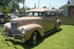 1939 DeSoto