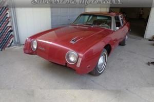 1963 Red! Project car supercharged great condition rebuilt motor